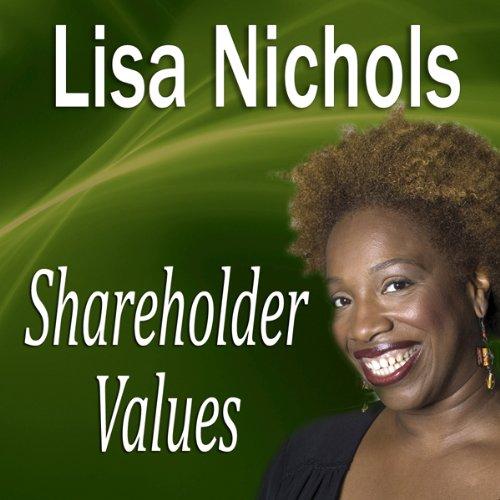 Shareholder Values  Audiolibri