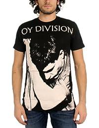 Ian Curtis de Joy Division Big T-shirt impression Subway