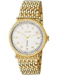 Joop! Herren-Armbanduhr Executive Analog Quarz Edelstahl JP100821F08