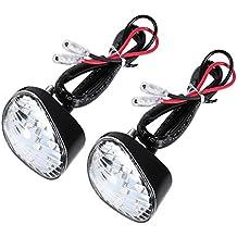 VGEBY Ámbar Luz de Señal de Giro Luz de LED para Motocicleta para Yamaha YZF R1