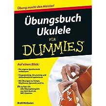 Übungsbuch Ukulele für Dummies by Brett McQueen (2014-04-16)
