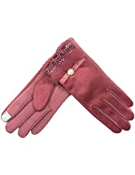 Guantes de de gamuza antideslizante mantener caliente más guantes , 2