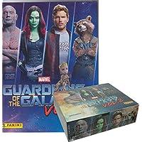 Panini - Marvel Guardians of the Galaxy Vol.2 - Booster/Display/Starter - Deutsch (1 Starter + 1 Display)
