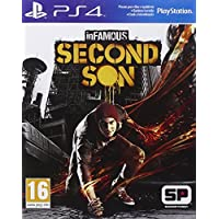 Sony Infamous Second Son [PlayStation 4 ]