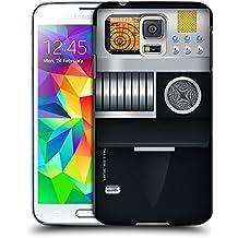 Ufficiale Star Trek Tricorder Gadgets Cover Retro Rigida per Samsung Galaxy S5 / S5 Neo