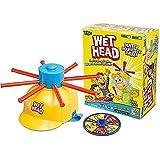 لعبة الرأس المبلل والقبعة المبللة وتحدي الماء، لعبة روليت للاطفال
