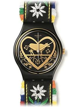 Swatch Damen-Armbanduhr GB285