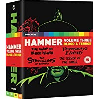 Hammer Vol 3 - Blood And Terror - Limited Edition Blu Ray