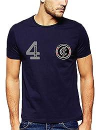 642 Stitches Men's Cotton Cesc Fabregas Chelsea T-Shirt