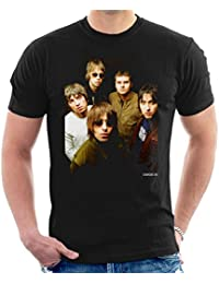 Roger Sargent Official Photography - Oasis Band Photograph Men's T-Shirt