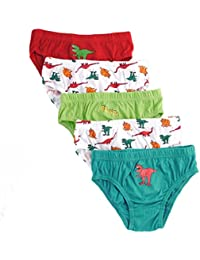 Pack of 3 Tom Franks Socks Uwear Boys Polycotton Boxer Short Underwear