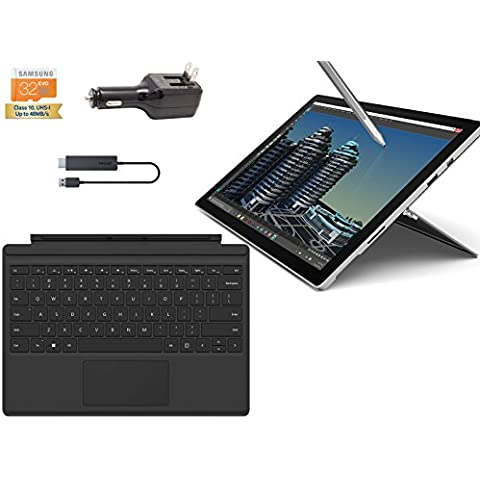 2015 Newest Microsoft Surface Pro 4 Core i5-6300U 4G 128GB 12.3