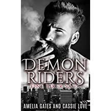 Demon Riders MC: Eine Biker Saga