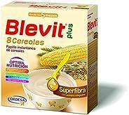 Blevit Plus Superfibra 8 Cereales, 1 unidad 600 gr. A partir de los 5 meses
