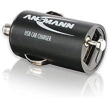 ANSMANN 1000-0003 Usb Car Charger 1A Auto da 12/24V Adattatore