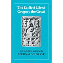 Earliest Life of Gregory the Great