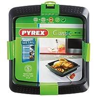 Durable Pyrex Square Roaster 24cm (Branded Item)