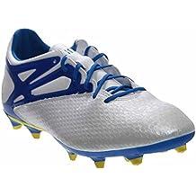 Adidas Ace 16.1 Primeknit FG/AG Botines de Fãºtbol (Verde Solar, Choque Rosa