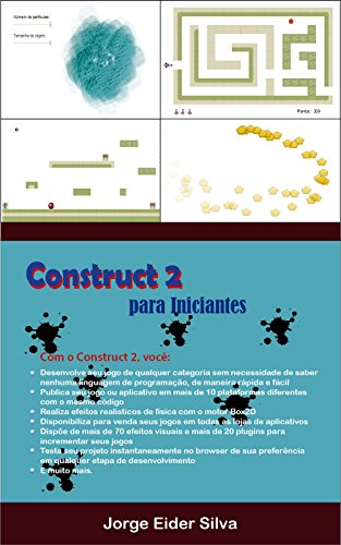 Read Construct 2 para Iniciantes (Portuguese Edition) PDF