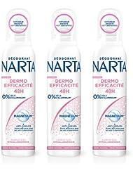 NARTA Dermo-Efficacité 48H Déodorant Spray 150 ml -