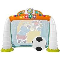 Chicco - Portería de futbol Gol League, con luces y sonidos