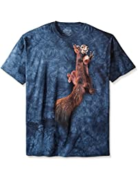 The Mountain Peace Squirrel T-Shirt