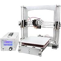 Geeetech® A pro I3 Aluminum-Gehäuse Selbstbau 3D-Drucker Bausatz, Montierte 3-In-1 3D-Drucker-Control-Box, Desktop 3D-Drucker
