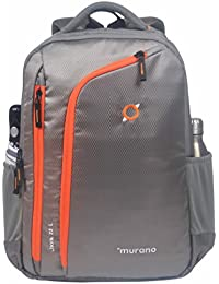 Murano Java 23 LTR Laptop Backpack for 15.6 inch Laptop and Polyester Water Resistance Backpack for Men and Women