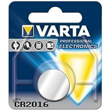 Panasonic VACR2016 - Batería de botón de litio (3 voltios)