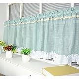 suchergebnis auf f r k chengardinen fensterdekoration wohnaccessoires deko. Black Bedroom Furniture Sets. Home Design Ideas