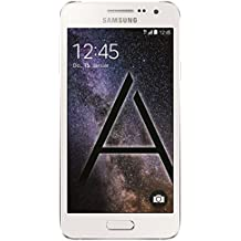 "Samsung Galaxy A3 - Smartphone libre Android (pantalla 4.5"", cámara 8 Mp, 16 GB, Quad-Core 1.2 GHz, 1.5 GB RAM), blanco"