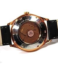 Orient Classic FER2C001B0 - Reloj automático con correa de piel para caballero con fecha y base de cristal