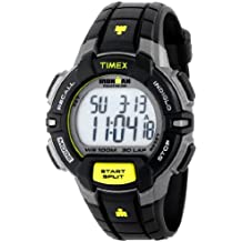 Timex Ironman 30-Lap Rugged Full-Size Watch - Black/Lime