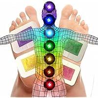 XDLiu Herbal Detox Foot Pads Füße Care Medical Entgiften Toxine Entlastung Schmerzen Gewicht Verlust Patch, 8... preisvergleich bei billige-tabletten.eu
