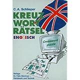 Kreuzworträtsel - Englisch