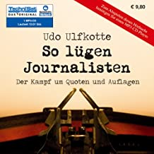 So lügen Journalisten, MP3-CD