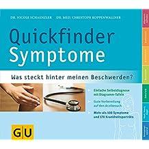 Quickfinder Symptome (GU Quickfinder Körper, Geist & Seele)