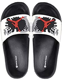 a5ba40a7d Bacca Bucci Men s Benassi Solarsoft Slide Athletic Sandal Beach  Slippers Slidders Lounge Slide