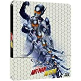 Ant Man & The Wasp - 3D Steel Book