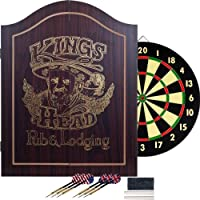 King' S HEAD Dark Wood MDG Gabinetto Set by tg - Trova i prezzi più bassi