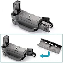 Yeeteem BG-3EIR Empuñadura vertical profesional apretón soporte de batería Control remoto por infrarrojos Control vertical de la batería para Sony A7 II/ A7RII/ A7S II Cámara Reemplazo para VG-C2EM Trabajar con la batería NP-FW50