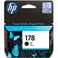 HP 178 Black Original Ink Advantage Cartridge - CB316HE