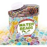 30000 x colori misti perline di cristallo terreno gel gelatina acqua perla per vaso filler