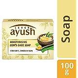 Ayush Moisturising Cow's Ghee Soap, 100g