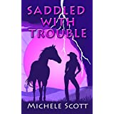 Saddled With Trouble (The Michaela Bancroft Mystery Series Book 1) (English Edition)