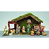 11 Pieza de Navidad Nacimiento - Decoraciones de Navidad