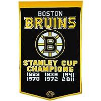 Winning Streak NHL Boston Bruins Dynasty Banner
