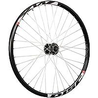 Taylor Wheels 26 pollici ruota anteriore bici Mach1 MX Disc Shimano 6f. nero