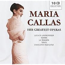 Maria Callas - The Greatest Operas
