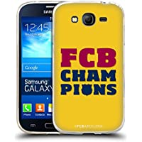 Official FC Barcelona Champions 2017/18 Campions Soft Gel Case for Samsung Galaxy Grand Neo
